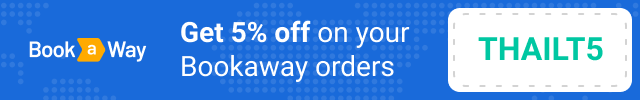 5% off on your Bookaway orders