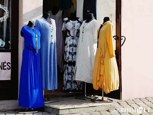 Shopping in Lithuania - Linen and Textiles