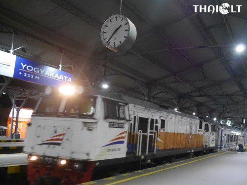 From Yogyakarta to Mount Bromo by Overnight Train