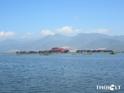 Floating Villages of Inle Lake