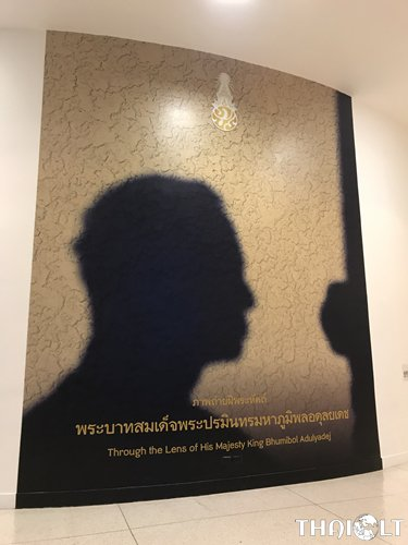 Through the Lens of His Majesty King Bhumibol Adulyadej Exhibition