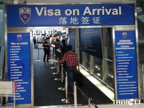 Thailand Visa on Arrival for Free until April 2020