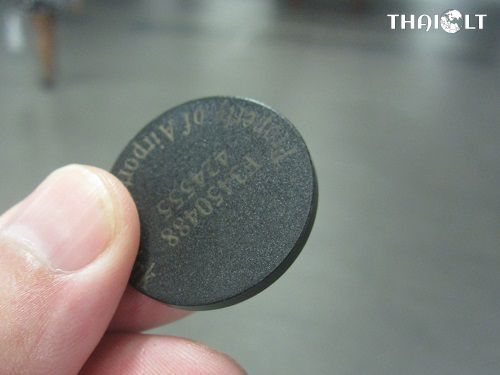 Airport Rail Link Token